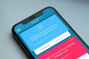 Eine App für die Liebe: PAIRfect
